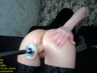 marie_slim Hottie gets ready to get her ass fucked!