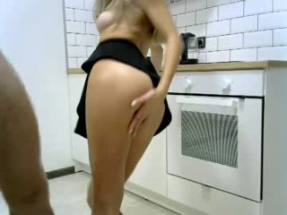 ellilovesu Watch gorgeous screaming from powerful strokes in her ass.