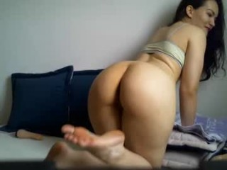 sandycandypervs This anal sex-starved bitch is fond of riding dicks and sucking them.