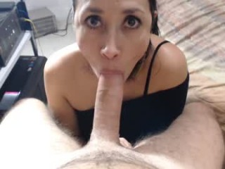 mickeyetmallory German couple having anal sex fun with a champagne bottle